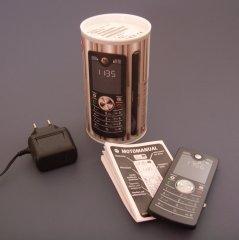 Motorola F3 Verpackung